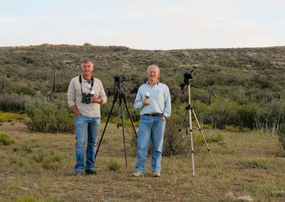 Cape Photographic Company Workshop in Sutherland