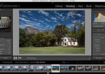 Lightroom Course Cape Town