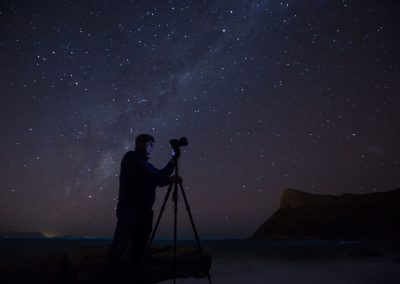 Photograph the Milky Way in Cape Town