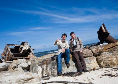 Shipwreck Hike on Cape Point