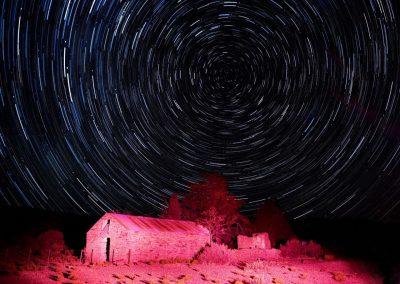 Star Trails in Sutherland