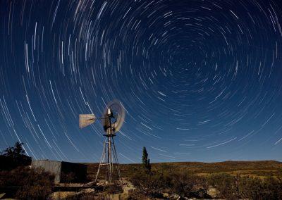 Sutherland Star Trail