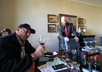 Wine Blending Course Stellenbosch